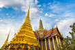 Leinwanddruck Bild - Grand Palace in Bangkok