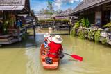 Floating Market in Pattaya - 220326597