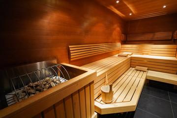 sauna warm image © maroke