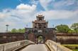 Gate of Hue Citadel, Vietnam