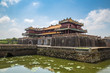 Imperial Royal Palace in Hue, Vietnam