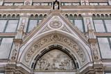 Facade of Basilica De Sante - 220341955