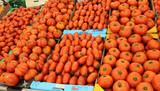 étalage de tomates - 220407504