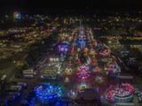 The Minnesota State Fair is the largest in the Country with Millions of Visitors - 220407725