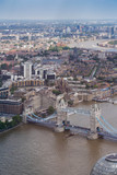 London Tower Bridge Aerial - 220435700