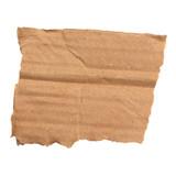Morceau de carton ondulé déchiré - 220504500