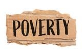 Poverty - 220507109
