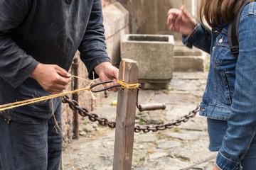 Rope handmade © zoommachine