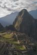 Machu Picchu Seen from Huayna Picchu