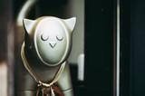 Objet décoratif, sculpture chat design
