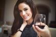 Fototapete Interieur - Wein -