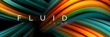 Fluid color motion concept - 220558389