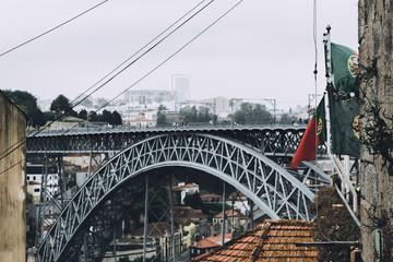 Ponte D. Luís, Porto  © Ricardo