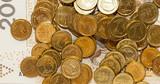 Polish coin money - 220597553