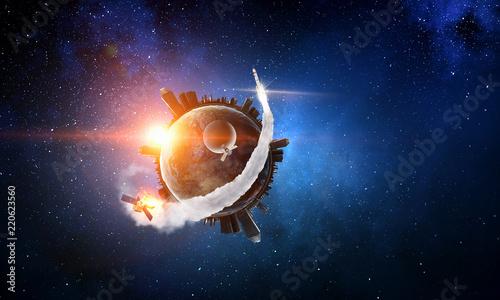 Our unique universe - 220623560
