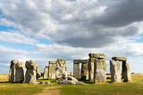 Stonehenge, england, UK in summer - 220637956