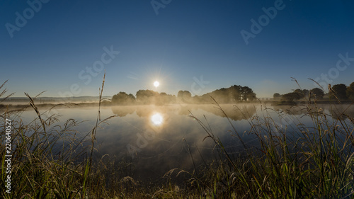 Sonnenaufgang, Südafrika