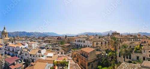 Pejzaż z Palermo, Sycylia