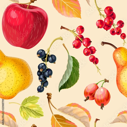 vintage-seamless-pattern-with-apples-and-berries