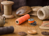 Vintage tools for sewing  - 220707938