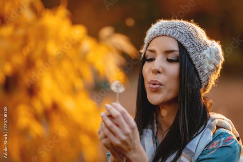 Making A Dandelion Wish - 220708708