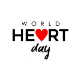 World Heart Day design for health care and love - 220710361
