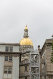 New Jersey State House Dome Scaffolding - 220714148