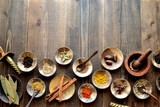 Many kinds of spices - 220764977