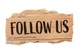 Follow us - 220783737