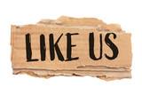 Like us - 220783781