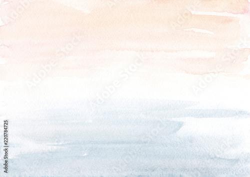 Akwarela neutralny szary niebieski tekstura Beżowy szary niebieskim tle