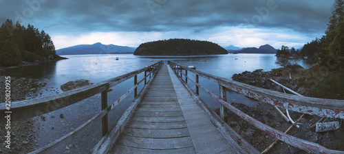 The moody beaches of Bowen Island off the coast of Vancouver BC Canada Landscapes and Seascapes for Fine Art
