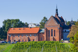 Abbey in Sandomierz - Poland
