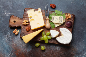Cheese board © karandaev