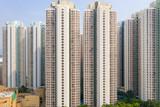Residential building facade - 220851126