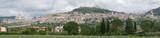 panorama di Assisi da Santa Maria degli Angeli