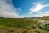 The Dempster Highway North Of The Arctic Circle, Canada