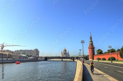 Moscow landmark, Russia
