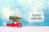 Tradition - Weihnachtsbaum holen - 220913979