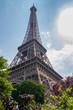 Eiffelturm Paris Europa Stahlbau