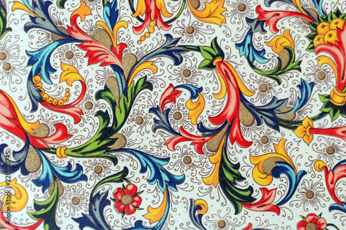 medieval fabric texture background paper - 220930745