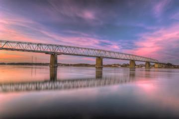 Den gamle Lillebæltsbro - Denmark © Thomas
