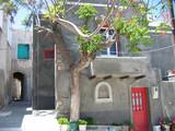 Chora town Naxos Island Cyclades Greece - 220960901