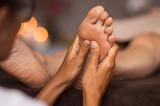 Masaż refleksologiczny stóp