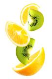 Flying Oranges with kiwi - 221021304