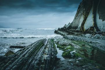 fantasy landscape, views of the sea