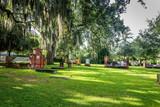 Fototapeta Sawanna - daytime cemetery view © Brian