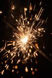 sparks close up - 221079101