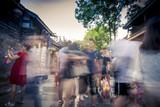 movement in chengdu streets - 221108113