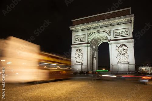 Fridge magnet Arc de Triomphe